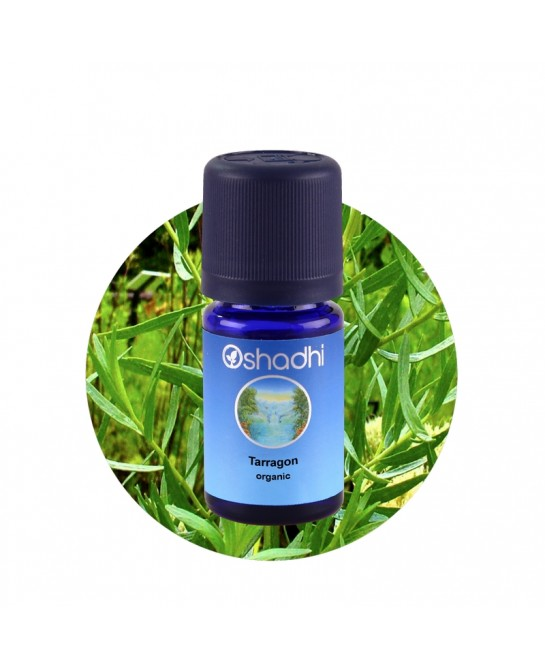 Tarragon organic essential oil
