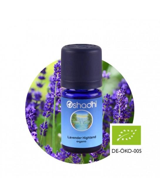 Lavender Highland organic...